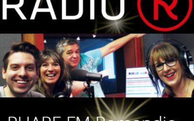 Radio R remplace Phare Fm Romandie