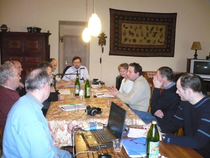Formation à Radio Eval Haguenau