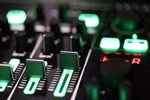 Radio Table mixage musique