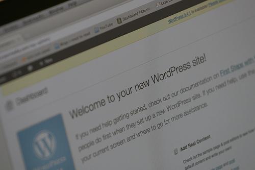 WordPress Radio Chrétienne